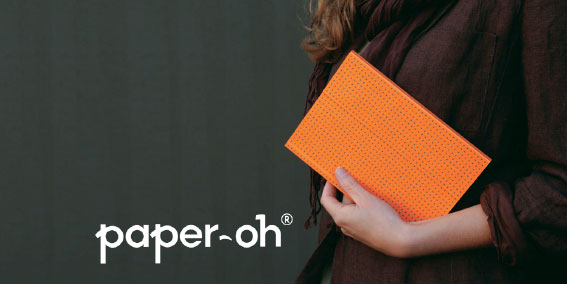 Paper-Oh Notebooks