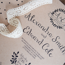 A5 Wedding Invitations