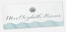 Personalised Place Name - Coastal