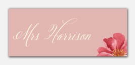 Personalised Place Name - Bella