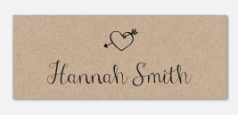 Personalised Place Name - Rustic Charm