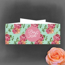 Personalised Belly Bands - English Rose