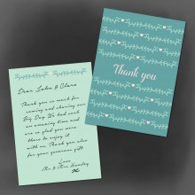 Thank You Notes - Southern Belle