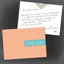 Lexington Summer - Thank You Notes