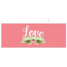 Personalised Belly Bands - Love, Laughter...