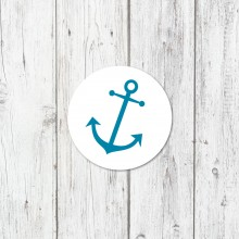 Stickers - Ahoy Me Hearties