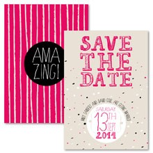 Personalised Save The Date - AMAZING!