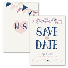 Personalised Save The Date - Summer Fete