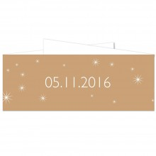 Personalised Belly Bands - Written in the Stars