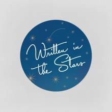 Stickers - Written in the Stars