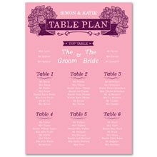 woodland table plan 5mm foamcore