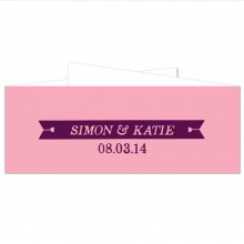 Personalised Belly Bands - Woodland